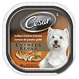 Cesar Entrees Wet Dog Food, 100g