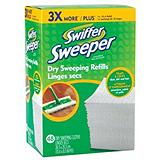 Recharges pour Swiffer Sweeper (42-9196)