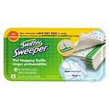 Linges humides Swiffer