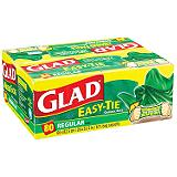 Glad Easy Garbage Bag, 26x32½-inch