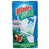 Windex Outdoor All-in-1 Glass Cleaning Tool
