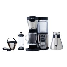 Single Cup Coffee Maker Canadian Tire : Ninja Coffee Bar Brewer with Thermal Carafe Canadian Tire