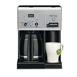 Canadian Tire Small Coffee Maker : Canadian Tire - Cuisinart Programmable Hot Water System Coffee Maker customer reviews - product ...