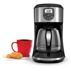 Canadian Tire Small Coffee Maker : Canadian Tire - Black & Decker 12-cup Digital Coffee Maker customer reviews - product reviews ...