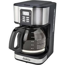 Keurig Coffee Maker At Canadian Tire : Canadian Tire - Cafetiere Sunbeam Designer programmable, 12 tasses commentaires du client ...
