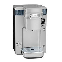 how to know if k200 keurig is shut off