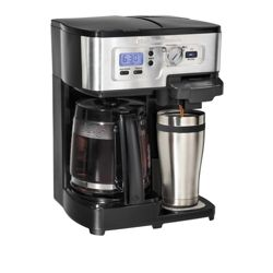 Coffee Maker With Grinder Canadian Tire : Canadian Tire - Hamilton Beach 2-Way Deluxe Coffee Maker customer reviews - product reviews ...