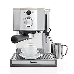 canadian tire cafeti re espresso breville cafe roma. Black Bedroom Furniture Sets. Home Design Ideas