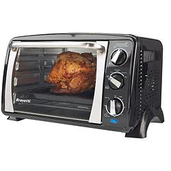 Countertop Convection Oven Canadian Tire : Canadian Tire - Bravetti 6-slice Convection Toaster Oven customer ...