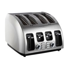 T Fal Avante Icon Toaster 4 Slice Canadian Tire