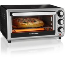 Hamilton Beach Toaster Oven 4 Slice Canadian Tire