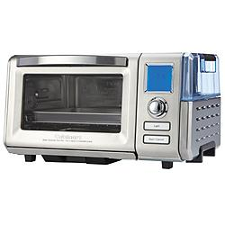Countertop Convection Oven With Steam : ... steam convection toaster oven 6 slice cuisinart steam convection