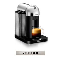 cafeti re nespresso vertuo par breville chrome canadian. Black Bedroom Furniture Sets. Home Design Ideas