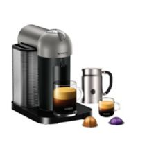 Nespresso Vertuo Espresso & Coffee Maker Bundle, Titan Canadian Tire