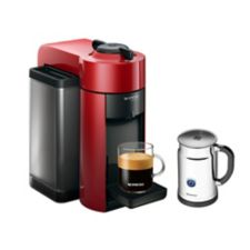 Canadian Tire Small Coffee Maker : Nespresso Vertuo Evoluo Espresso & Coffee Maker Bundle, Red Canadian Tire