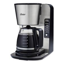 Stainless Steel Coffee Maker Canadian Tire : Cafetiere en inox Oster, 12 tasses Canadian Tire