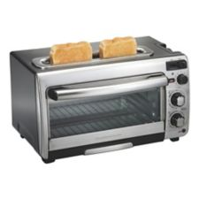 Hamilton Beach Oven Plus Long Slot Toaster 6 Slice