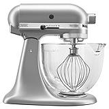 KitchenAid Artisan® Small 5-Qt Glass ...