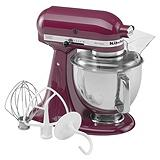 KitchenAid Boysenberry Artisan® Stand...