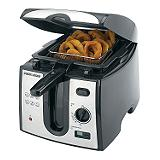 Black & Decker Deep Fryer, 2 L