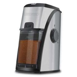 Coffee Maker With Grinder Canadian Tire : Canadian Tire - Black & Decker Burr Mill Coffee Grinder customer reviews - product reviews ...