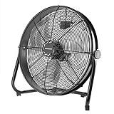 Mastercraft High Velocity Drum Fan, 22-in