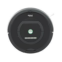 Canadian Tire Irobot Roomba 770 Robotic Vacuum Black