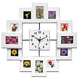 Home Collection Picture Frame Clock
