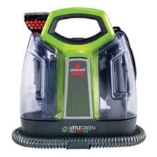 Nettoyeur portatif pour tapis et tissus d 39 ameublement bissell little green proheat pet - Tapis exterieur canadian tire ...