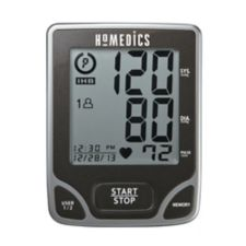 Homedics deluxe arm blood pressure monitor canadian tire for Balancoire exterieur canadian tire