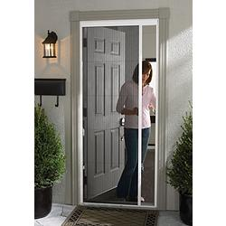 Canadian tire phantom diy viewpoint retractable screen for Best rated retractable screen doors