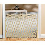 60 in. Wooden Baby Gate