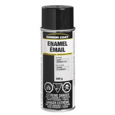 Armor Coat Enamelspray Paint Gloss 340g Canadian Tire