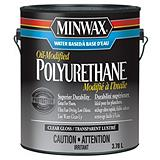 Minwax Water Based Oil-Modified Polyurethane
