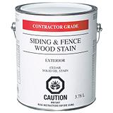 Contractor Grade Solid Oil Wood Stain