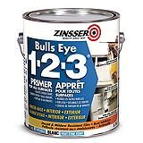Zinsser Bulls Eye 1.2.3. Primer Sealer. 3.78 L