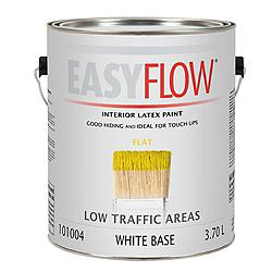 Canadian Tire Glidden Easyflow Interior Latex Paint Flat Matte 3 7 L Customer Reviews