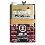 Olympic WaterGuard Waterproofing Sealant, Clear