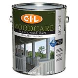 CIL Exterior Wood Stain Solid Hide