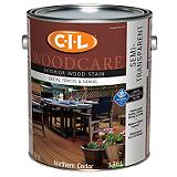 CIL Exterior Wood Stain Semi-Transparent