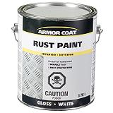 Armor Coat Rust Paint, 3.78 L