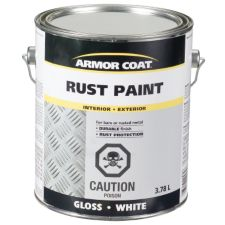 Armor Coat Rust Paint 3 78 L Canadian Tire