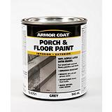 Armor Coat Grey Porch & Floor Paint, 946 mL