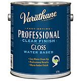 Varathane Water Based Professional Clear F...