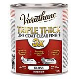 Varathane Triple Thick Clear Finish