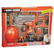 Black decker 42 piece junior toolset canadian tire for Outils black et decker