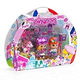 PinyPon Travel Set