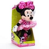 Minnie Mouse Bowtique Pretty Plush