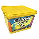 Big Bucket of Chalk, 61-pc