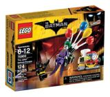[Canadian Tire]LEGO - The Batman Movie Joker Balloon Escape, 124-pcs